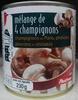 Mélange de 4 champignons - Product