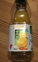 Jus d'orange sans Pulpe - Product