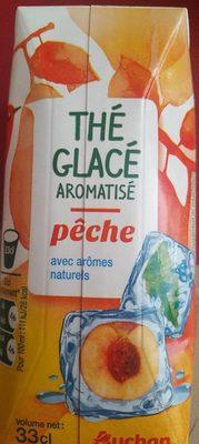 The glacé  pêche 33 cl - Produit - fr