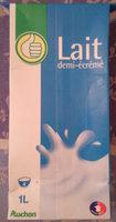 Lait Demi-Écrémé - Product - fr