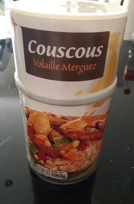 Couscous volaille/merguez - Product