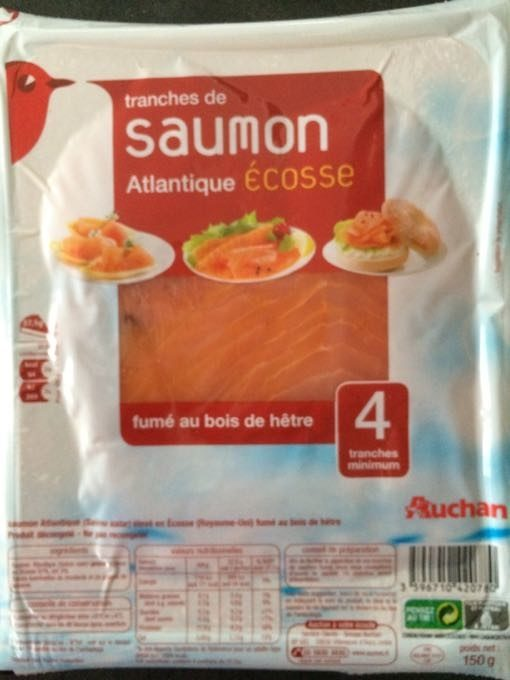 Saumon atlantique Ecosse - Product