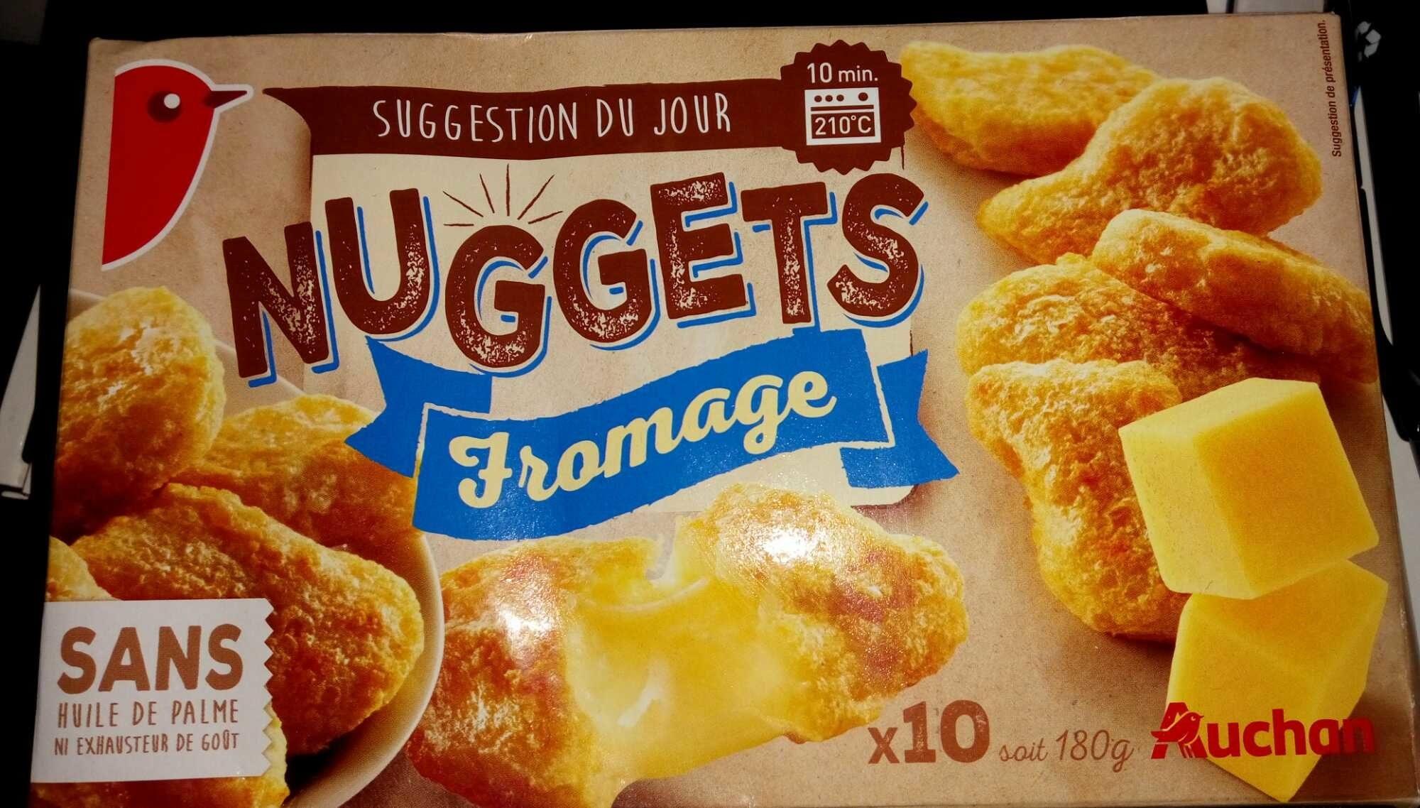 Nuggets Fromage - Produkt - fr