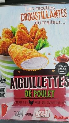 Aiguillettes de poulet - Product - fr