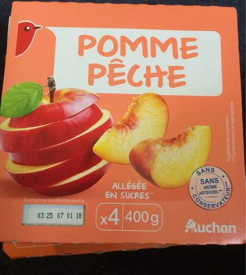 Pomme peche - Product