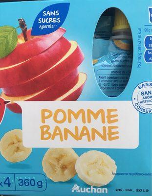Pomme banane - Product