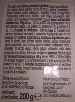 Pâte à sucre - Ingrédients - fr