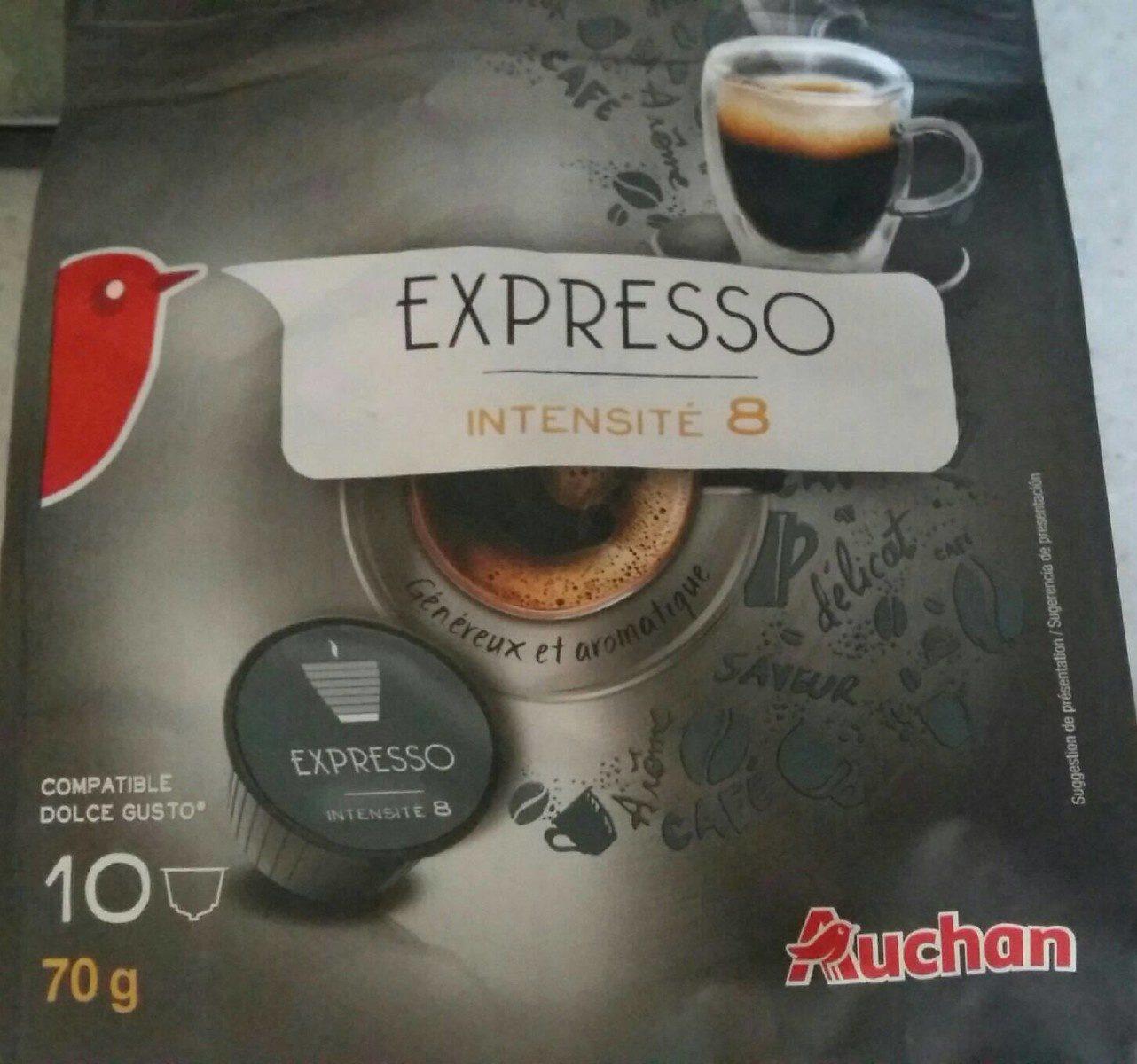 Expresso - Produit