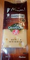 Mmm ! - Emmental au lait cru - Produit - fr