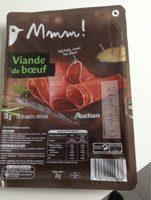 Mmm Viand Bf Sechee Alpes 70g - Produit - fr