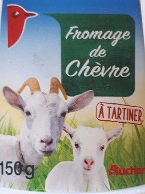 Fromage de chèvre à tartiner - Produkt
