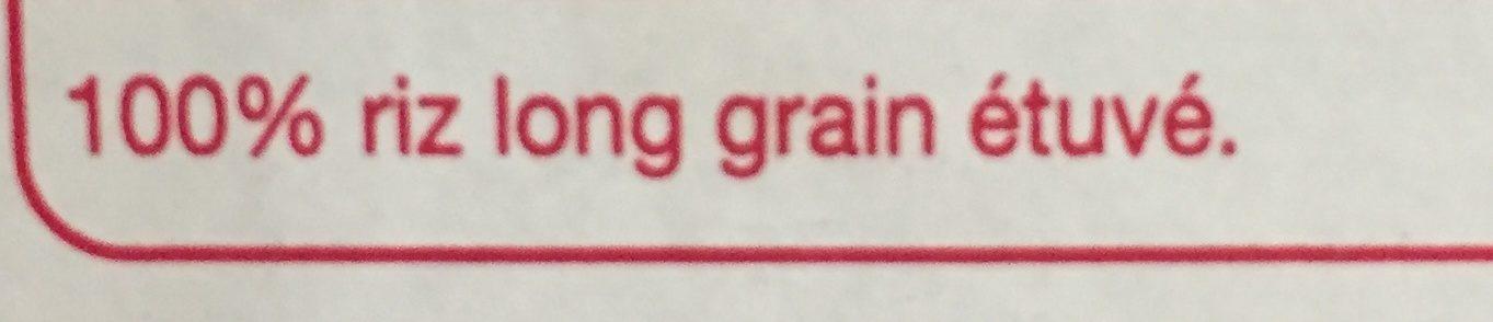 Riz long grain 1kg - Ingrédients - fr