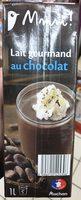 Lait gourmand au chocolat - Produit