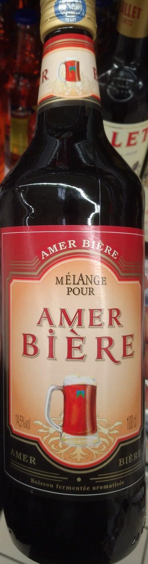 Mélange pour amer bière - Produit