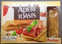 Apéri' Toasts Nature - Product