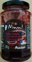 Fruits rouges fraises framboises cassis - Product - fr
