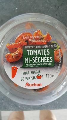Tomates mi-séchées aux herbes de Provence - Product - fr