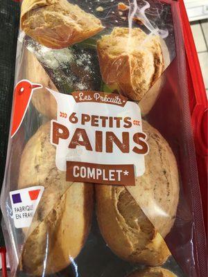 Petit Pain Précuit - Product