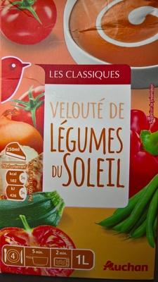 Velouté de Légumes du Soleil - Product