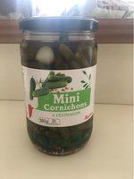 Mini Cornichon A L'estragon - Produit
