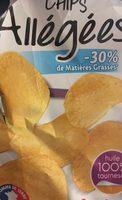Chips Allégées en Petit Sachet - Produit
