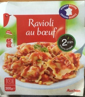 Ravioli au bœuf - Produit
