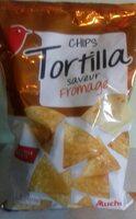 Tortilla gout fromage - Ingrediënten