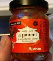 Puree piment - Produto - fr