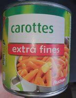 Carottes extra fines - Produit - fr