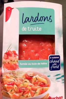 Lardons de truite - Product - fr