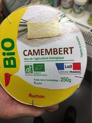 Camenbert Bio - Produit