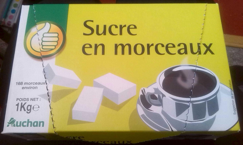Sucre en morceaux - Produit - fr