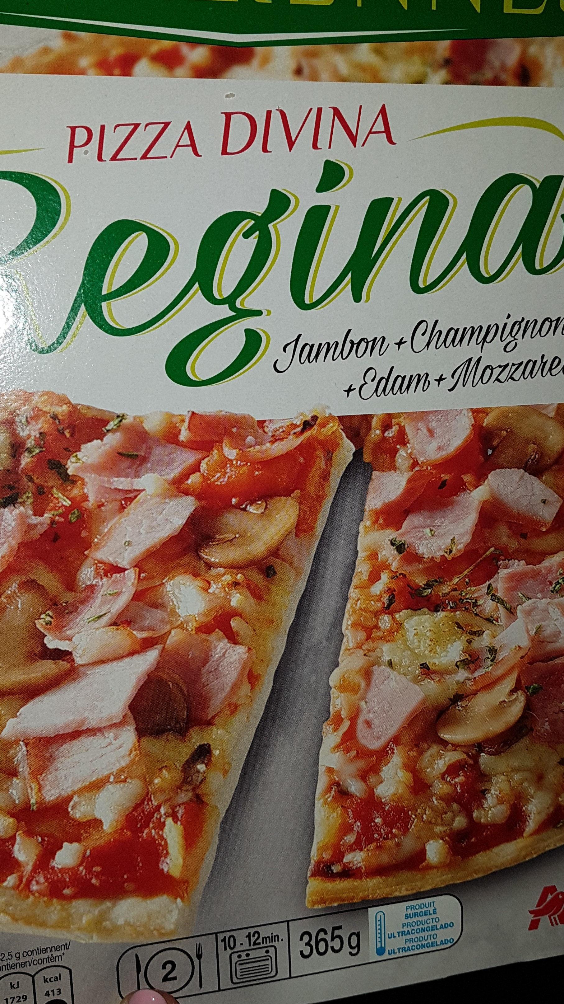 Pizza Regina - Produit