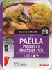 Paëlla Poulet et Fruits de Mer - Product