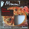 Pizza Spezia Mozzarella, Speck, olives noires et roquette - Produit