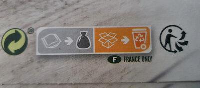 Poisson à la Bordelaise - Recyclinginstructies en / of verpakkingsinformatie - fr