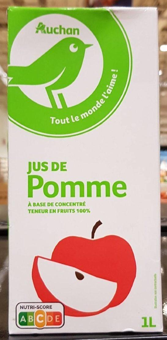 Jus de pomme pouce - Produit - fr