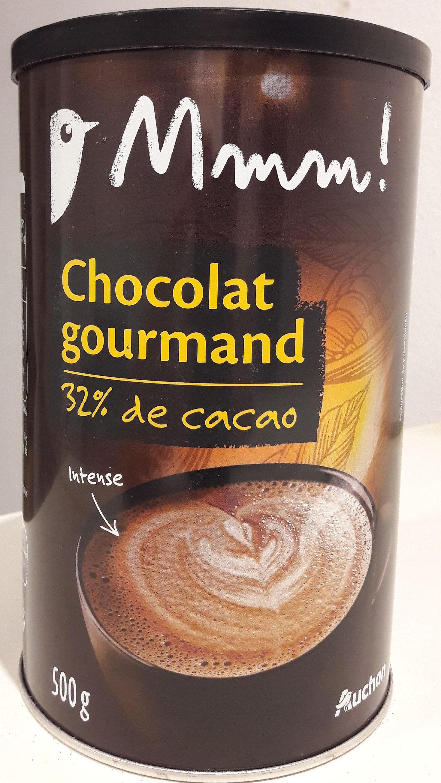 Chocolat gourmand mmm! - Produit