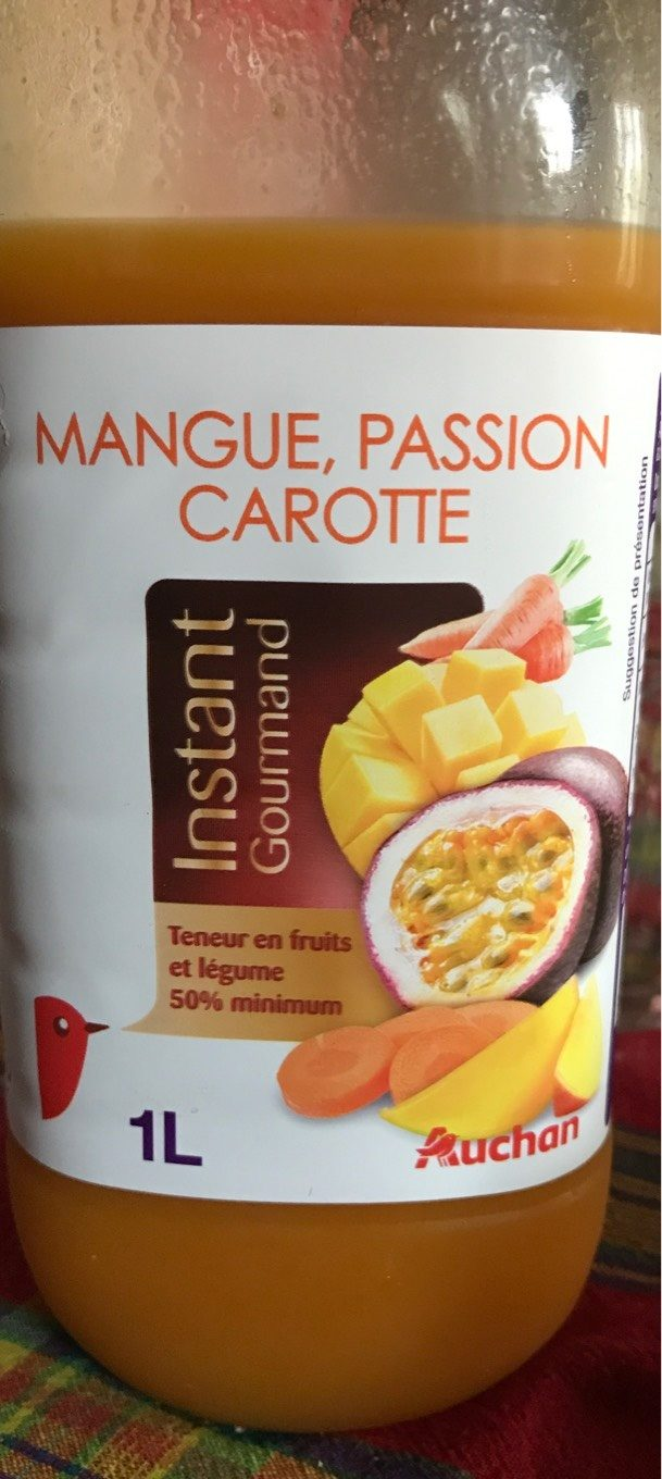 Jus mangue carotte passion - Product