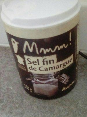 Sel fin de Camargue - Produit