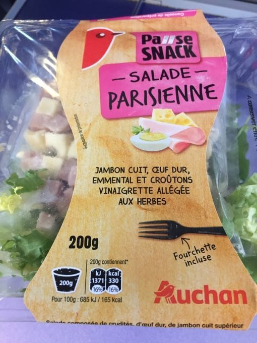 Salade parisienne - Product - fr