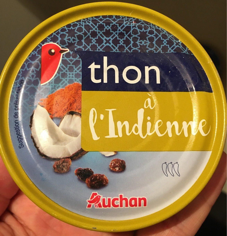 Thon à l'indienne - Produit
