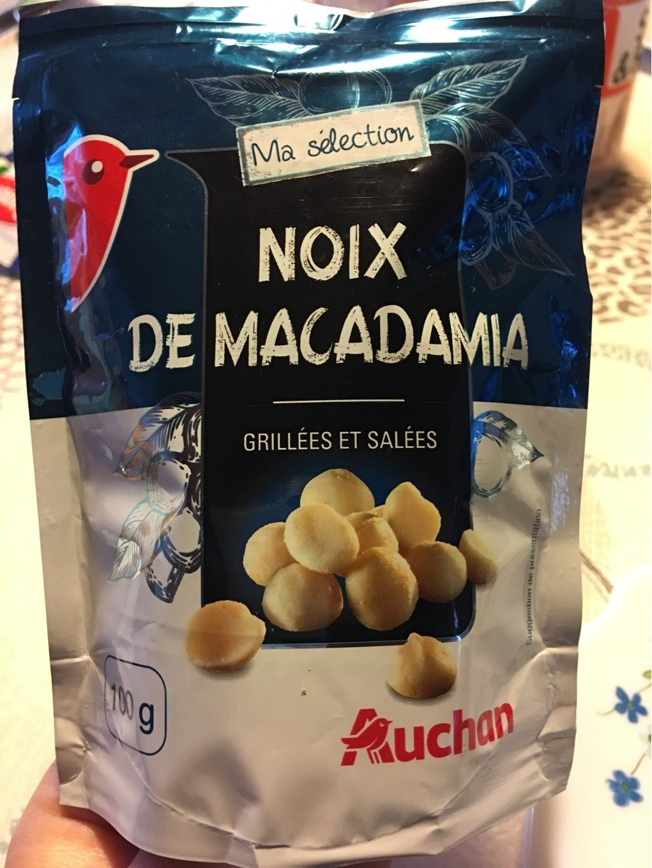 Noix de macadamia - Product
