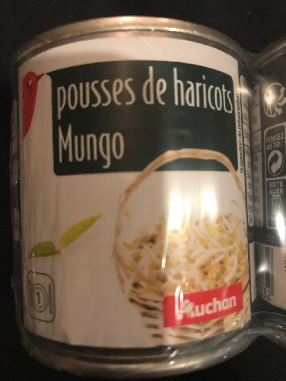 Pousses de haricots mungo - Produit