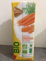Jus de carottes des Landes - Product