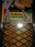 Feuillantine Comtoise - Produit - fr
