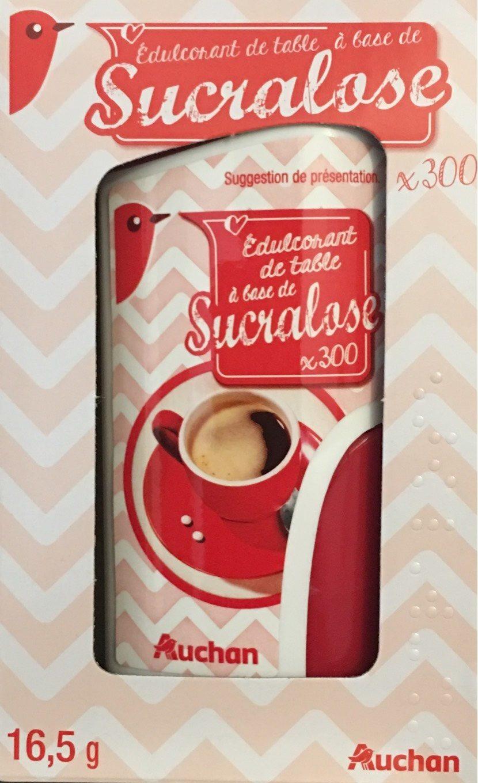 Sucralose - Produit - fr