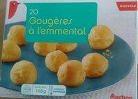 20 gougères à l'emmental - Product
