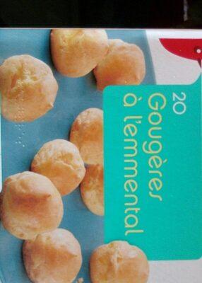 20 gougères à l'emmental - Produit - fr