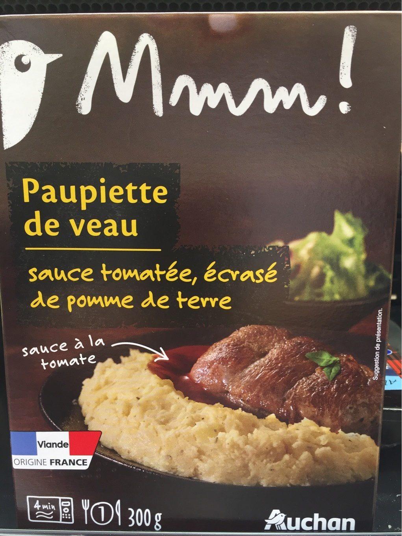Paupiette de veau - Produit